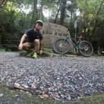 世界遺産でMTBに乗れる珍しい場所が奈良にある春日山原始林です