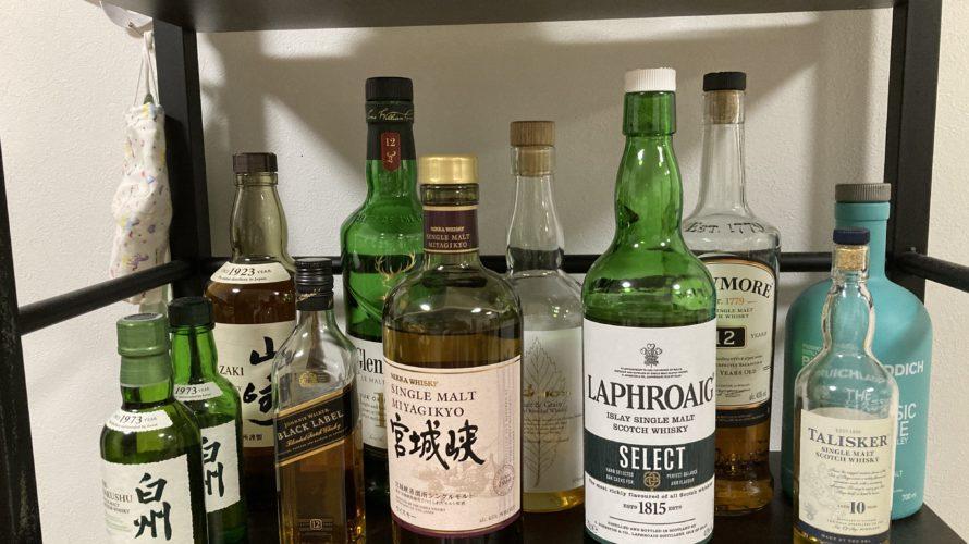キャンプでウイスキーを楽しむ道具とお勧めの銘柄3つを紹介